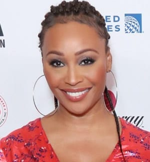 Wow! Take a Closer Look at Cynthia Bailey's Dazzling K Engagement Ring